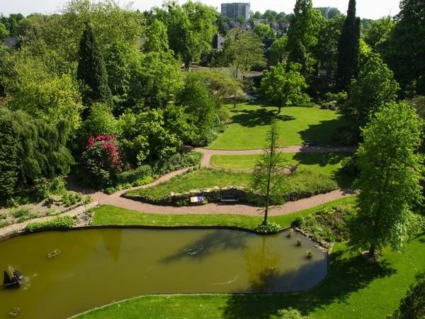 opening botanische tuin kerkrade op zaterdag 1 april